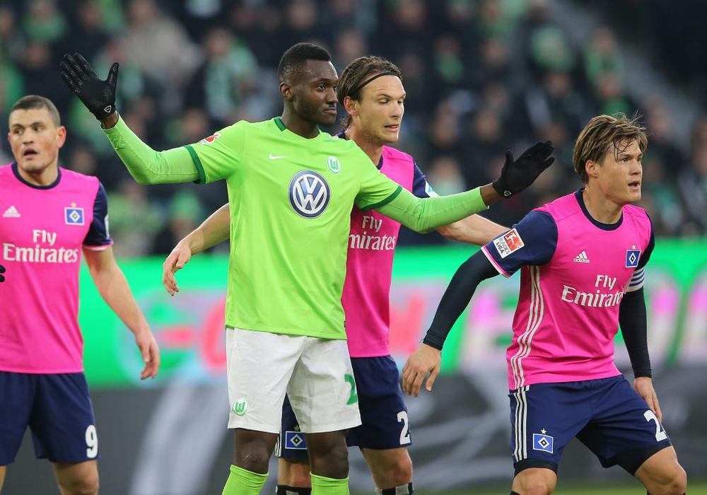Guilavogui bleibt dem VfL erhalten. Foto: Agentur Hübner