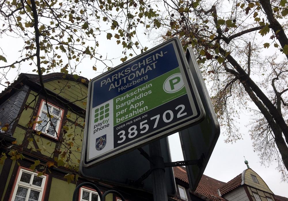 Auch in diesem Jahr kann an den Adventssamstagen wieder kostenlos geparkt werden.  Foto: Stadt Helmstedt