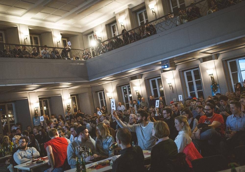 Foto:  Haus der Wissenschaft Braunschweig/F. Koch