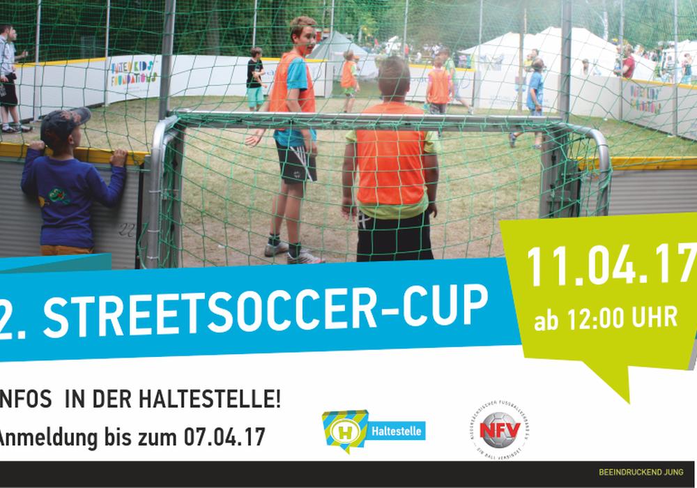 Der zweite Streetsoccer-Cup wartet auf Anmeldungen von Fußball-Cracks. Foto: Stadt Wolfsburg