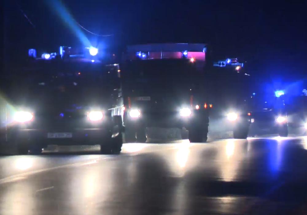 Zahlreiche Einsatzkräfte aus der Region halfen in Meppen. Symbolfoto: Aktuell24(BM)