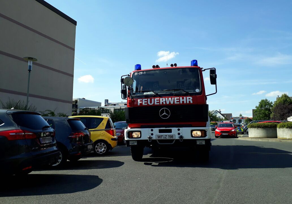 Ein Rauchmelder hatte am Montagnachmittag einen Feuerwehreinsatz am Glogauer Weg ausgelöst. Fotos: Feuerwehr Wolfenbüttel
