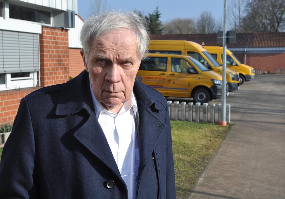 Jörg Reuter war 15 Jahre lang Vorsitzender des Helmstedter Lebenshilfe-Vereins. Foto: Lebenshilfe