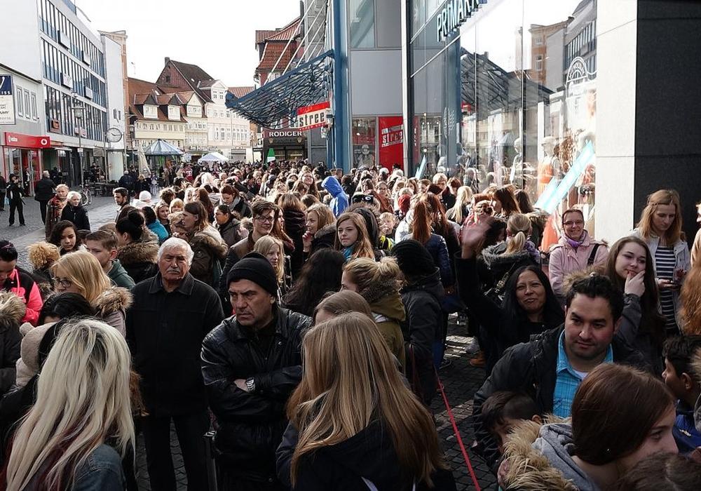 Die Stadt Braunschweig erwartet eine Neuausrichtung des City Point, da die Verpflichtung von ECE zum Betrieb endet. Foto: Archiv