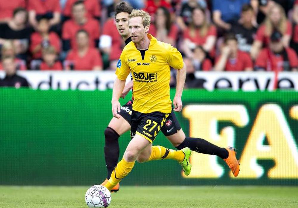 Jonas Thorsen kommt vom dänischen Erstligisten AC Horsens. Foto: Imago/Ritzau Scanpix