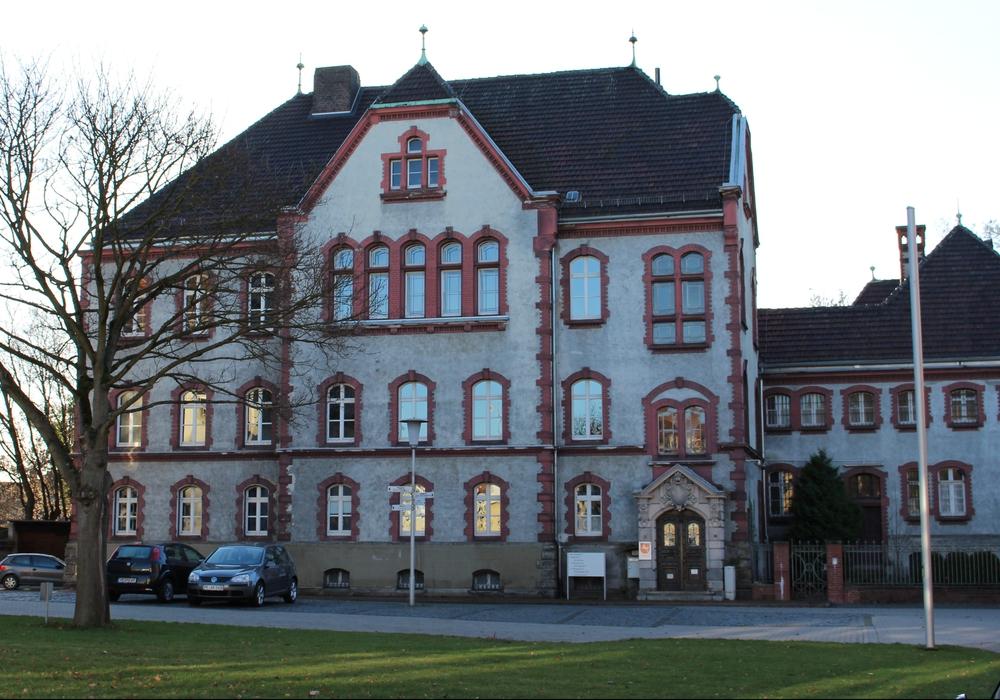 Das Amtsgericht in Peine. Foto: Frederick Becker