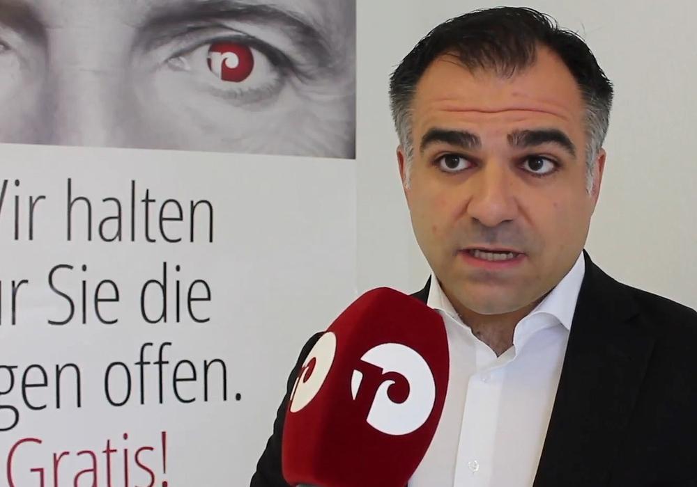Dr. Christos Pantazis, stv. Vorsitzender der SPD-Landtagsfraktion und europapolitischer Sprecher. Foto: regionalHeute.de
