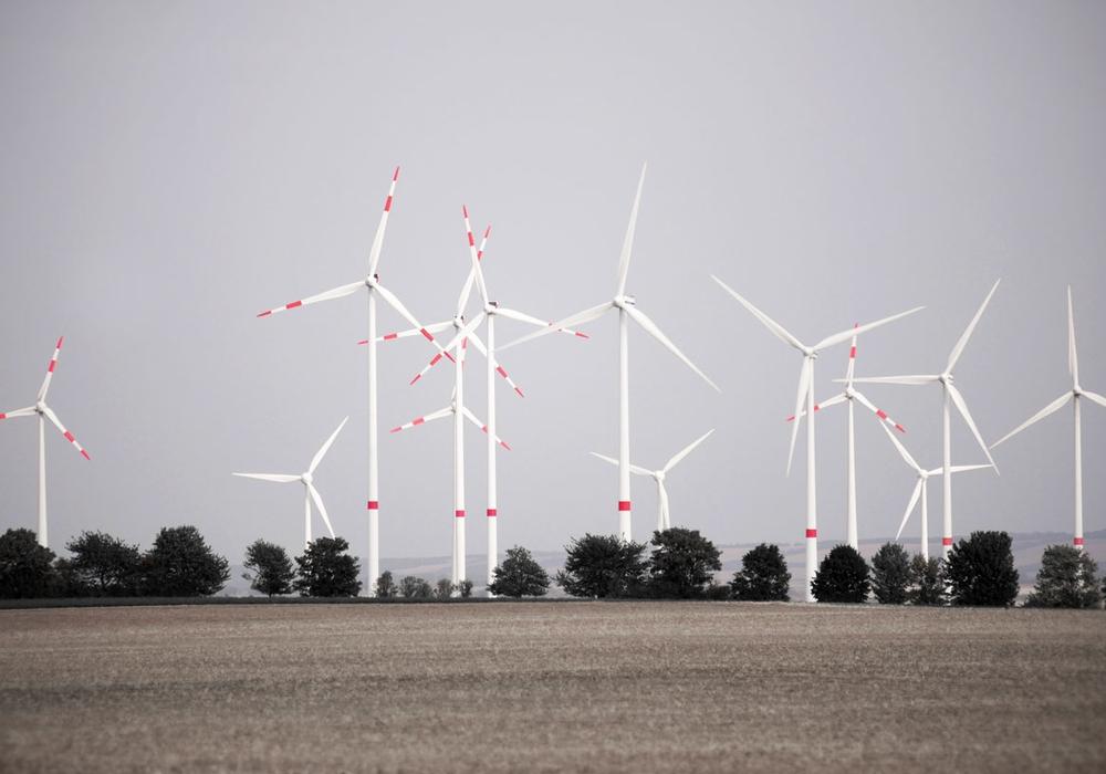 Windenergieanlagen sorgen teilweise für kontroverse Diskussionen. Archivfoto: Alexander Panknin