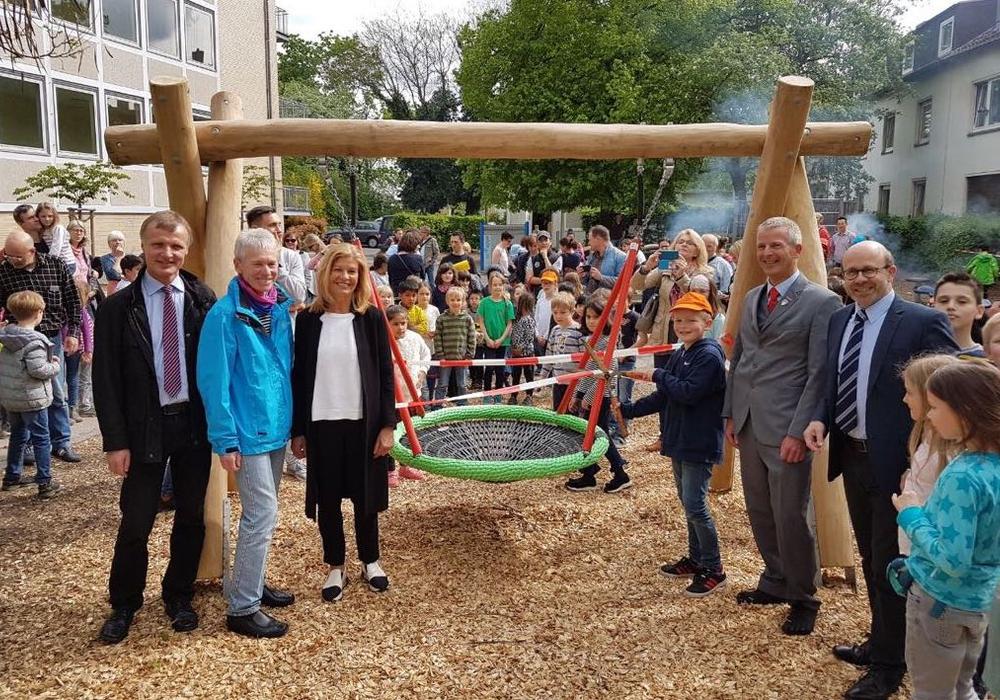 Foto: Grundschule Klint