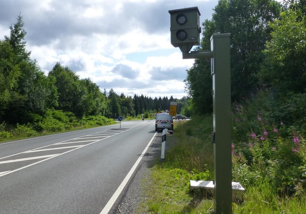 Blitzer bleiben in Betrieb. Symbolbild Foto: Landkreis Goslar