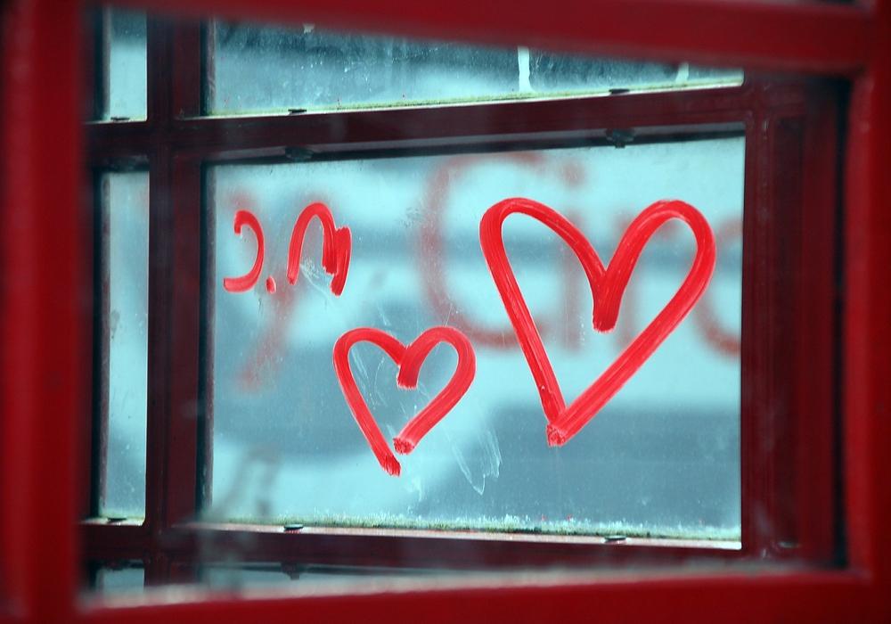 Der 14. Februar ist der Tag der Liebe. Symbolfoto: pixabay