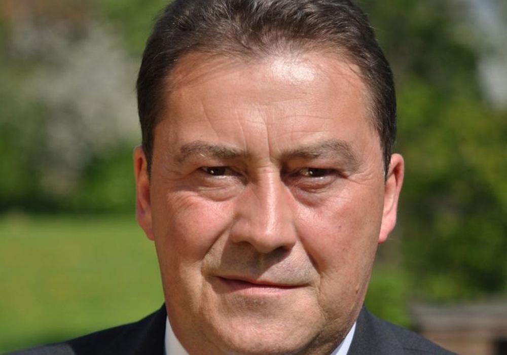 Der Bundestagsabgeordnete Uwe Lagosky. Foto: Privat