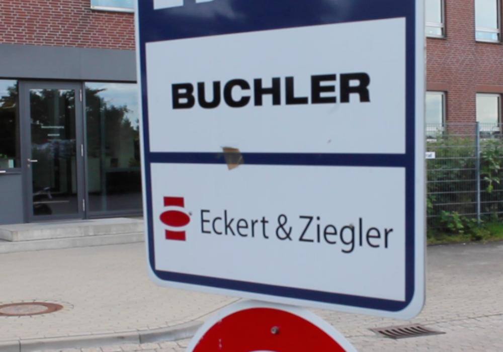 Die Stadt ringt um eine Lösung rund um die Firma Eckert & Ziegler. Foto: Balder/Archiv