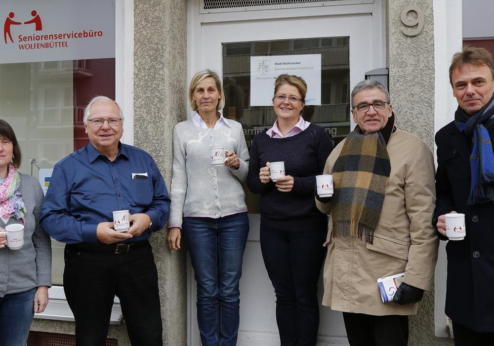 Seit zehn Jahren gibt es in Wolfenbüttel das Seniorenservicebüro. Foto: Stadt Wolfenbüttel/RAE