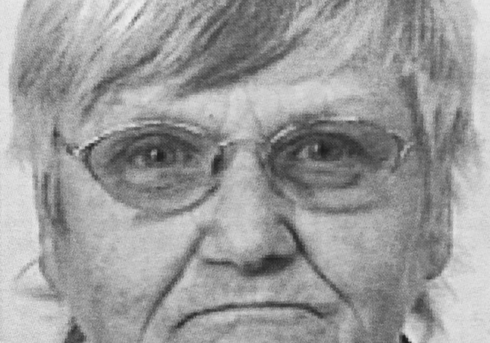 Die vermisste Dorothea David wurde leider tot aufgefunden. Foto: Polizei Wolfsburg