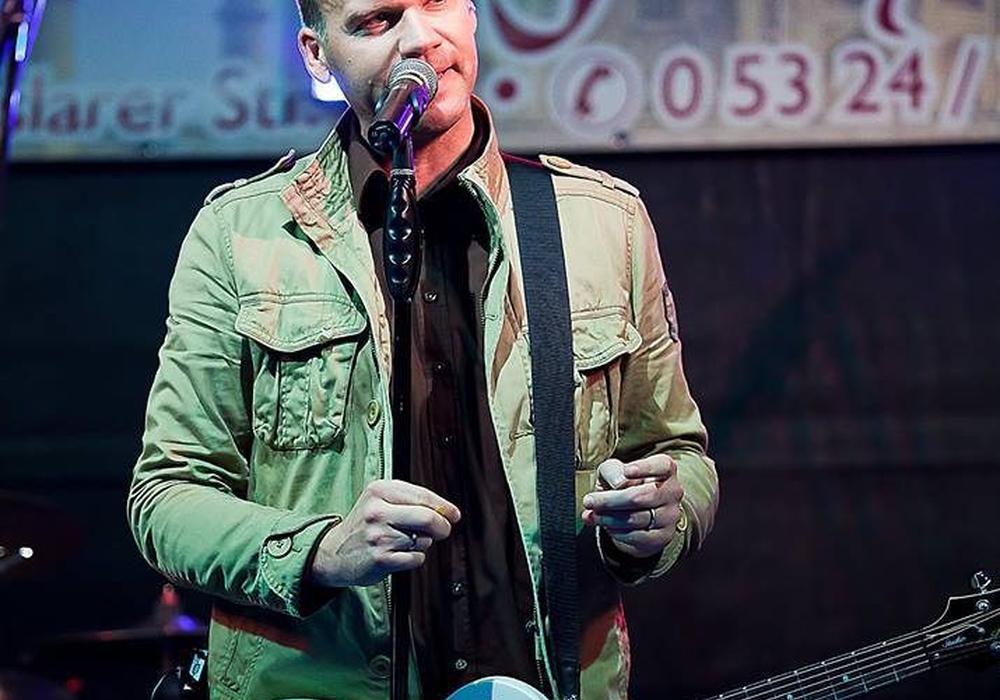 Martin Mahnkopf, hier auf dem letztjährigen Altstadtfest. Fotos: Mahnkopf