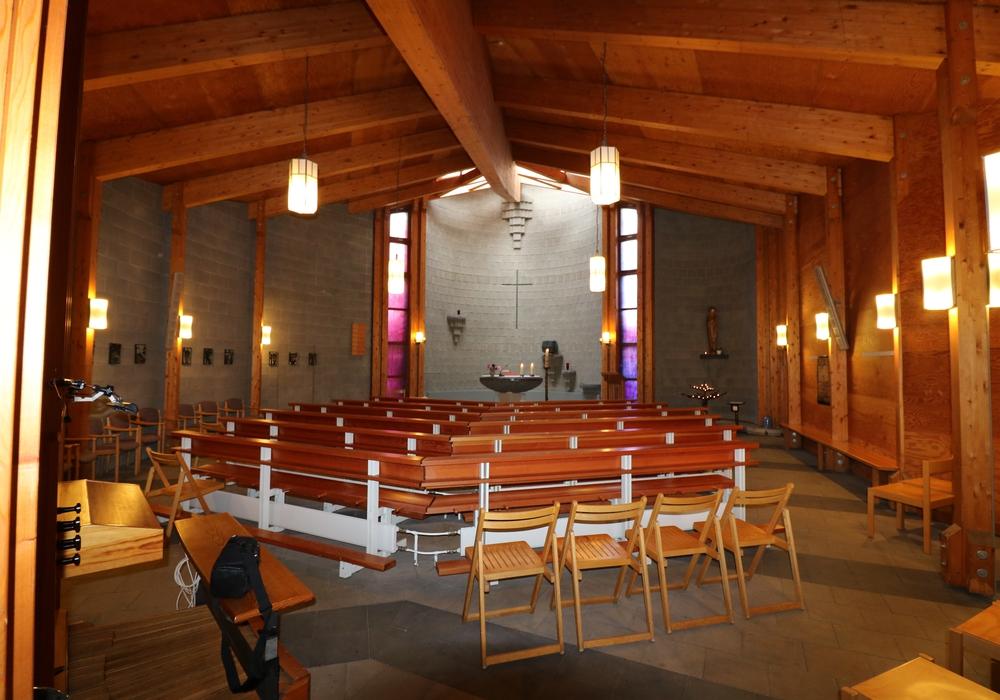Am 26. Oktober findet in der St. Bonifatius Kirche in Weddel ein Konzert statt. Foto: Privat