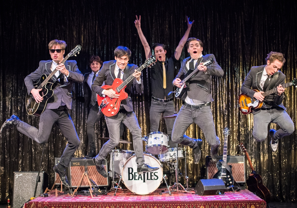 """""""Backbeat - Die Beatles in Hamburg"""" lässt die Anfangszeit der Beatles lebendig werden. Foto: G2 Baraniak"""