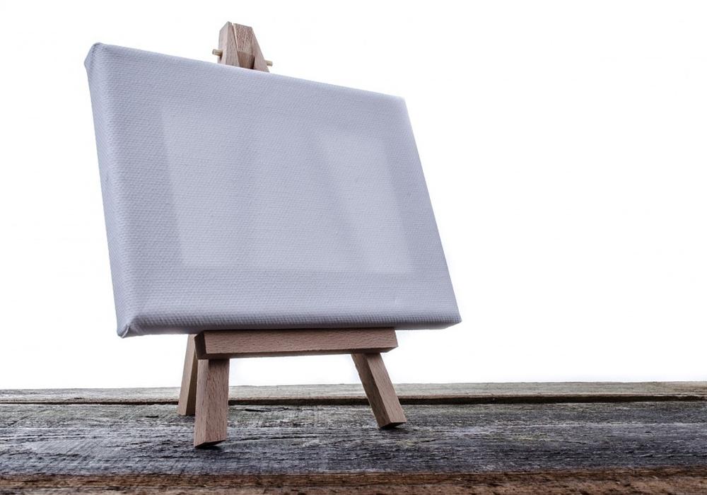 Auch Malerischen Gestalten wird angeboten. Symbolbild.
