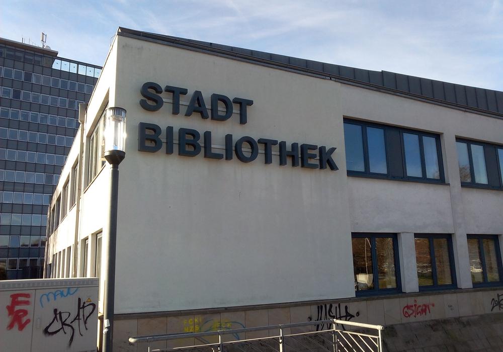 Stadtbibliothek Salzgitter. Foto: Nicole Wiedemann