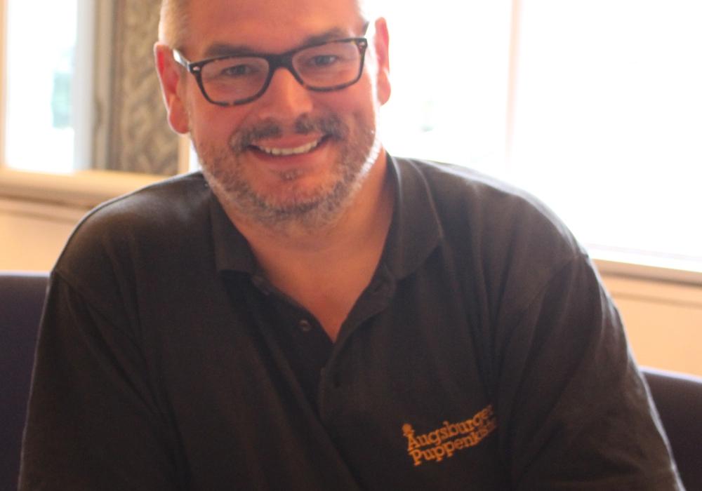 Markus Brix, Fraktionsvorsitzender der Stadtratsfraktion von Bündnis90/Die Grünen. Archivfoto: Max Förster