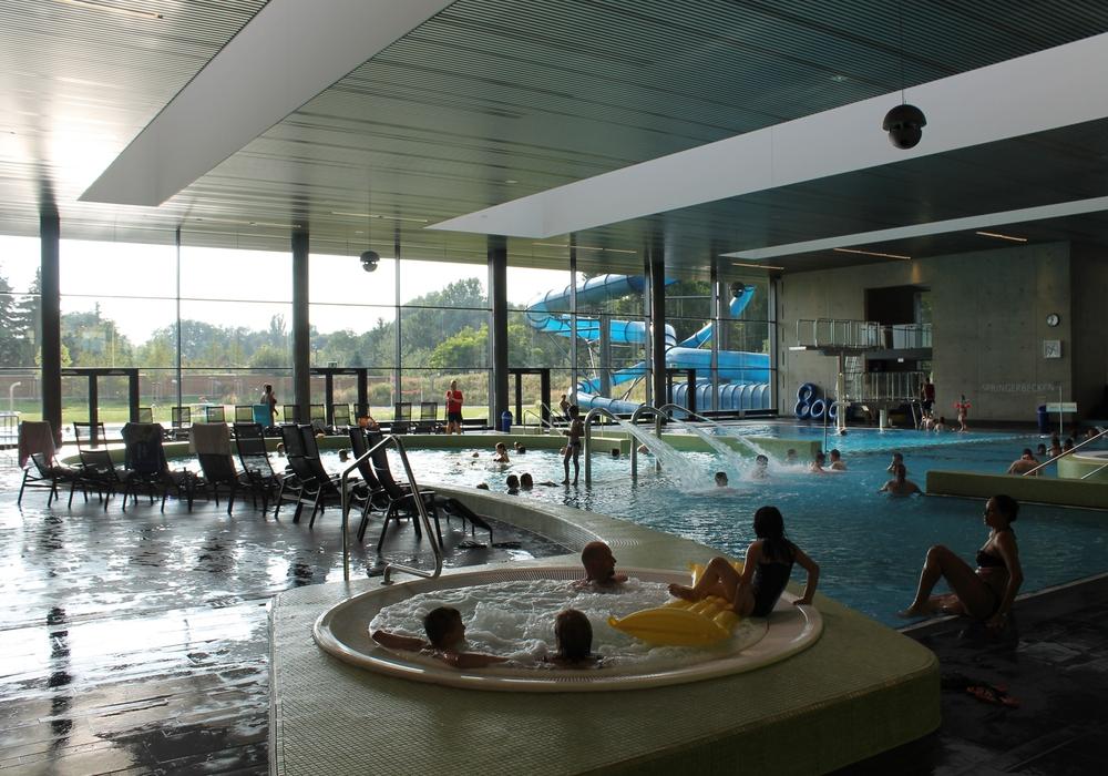 Die Wasserwelt in Braunschweig gehört zur Stadtbad Braunschweig GmbH. Vorerst bleibt das Bad geschlossen.