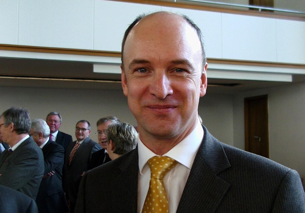 Christian Geiger, Erster Stadtrat, informierte gestern den Verwaltungsausschuss darüber. Foto: Archiv