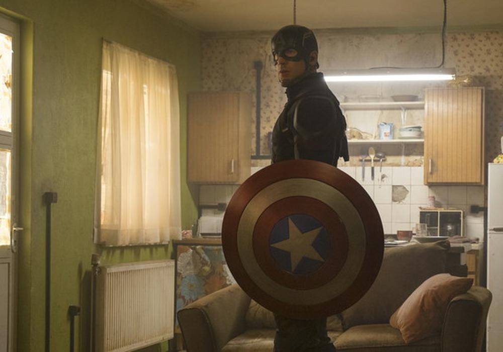Captain America kämpft dieses Mal gegen seine eigenen Freunde im Avengers-Team. Foto: Marvel