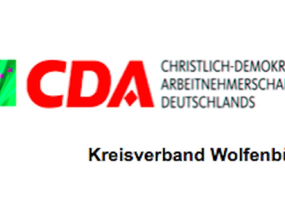 Logo: CDA