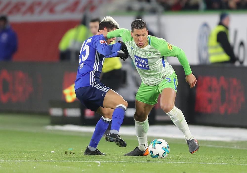 Der VfL Wolfsburg kann sich über einen Heimauftakt gegen Schalke freuen. Foto: Agentur Hübner