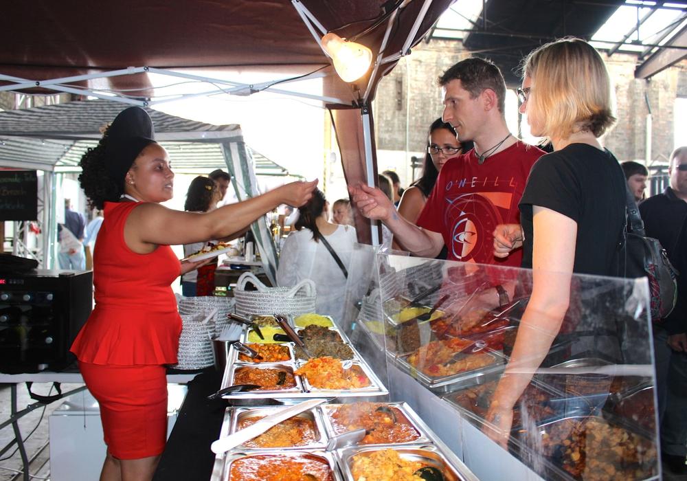 Bereits im letzten Jahr gab es in Braunschweig Streetfood -Veranstaltungen. Foto: Sina Rühland