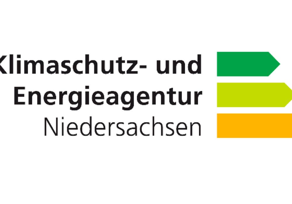 Die Klimaschutzagentur Hildesheim-Peine erhält für die Schaffung einer Anlaufstelle in Peine eine Förderung des Landes von 150.000 Euro. Logo: Klimaschutz- und Energieagentur Niedersachsen