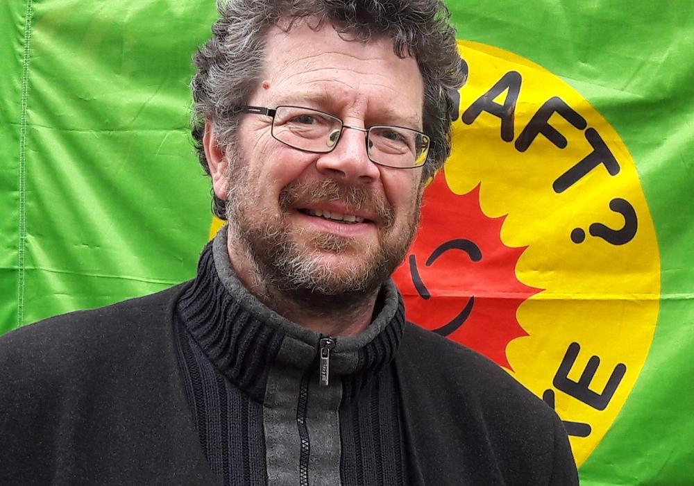 Heiko Sachtleben, Fraktionsvorsitzender der Grünen möchte auch die Landwirte mit einbeziehen. Foto: Bündnis90/Die Grünen