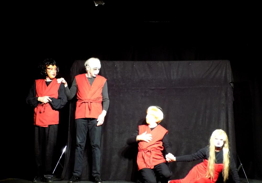 """""""Shakespeare für Anfänger – ein Mittsommernachtstraum"""" steht am 28. Juli im Lehrer Rathaus auf der Bühne. Foto: Gemeinde Lehre"""