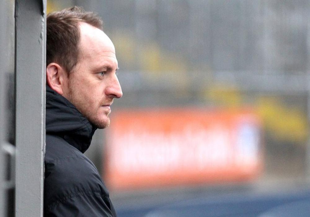 """Torsten Lieberknecht bezog gegenüber des """"Sportbuzzer"""" klar Stellung zu den Gerüchten. Foto: Frank Vollmer/Archiv"""