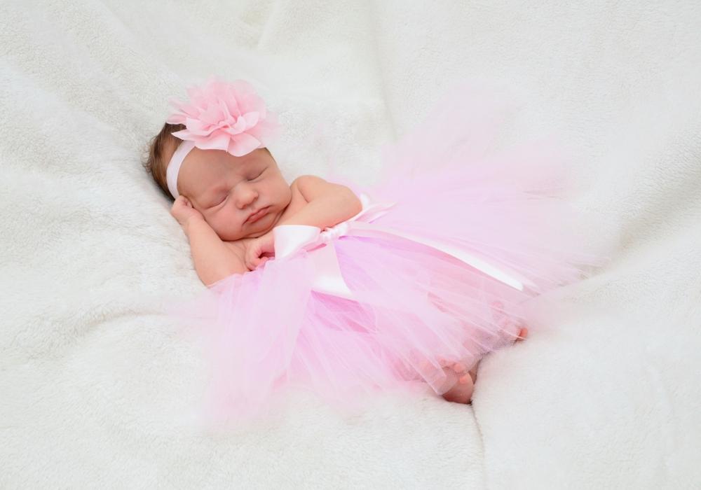 Wir freuen uns über die Geburt von Alissa. Foto: babysmile24.de
