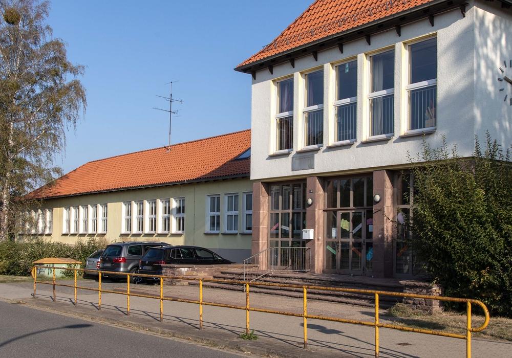 Die Grundschule Hallendorf. Foto: Rudolf Karliczek