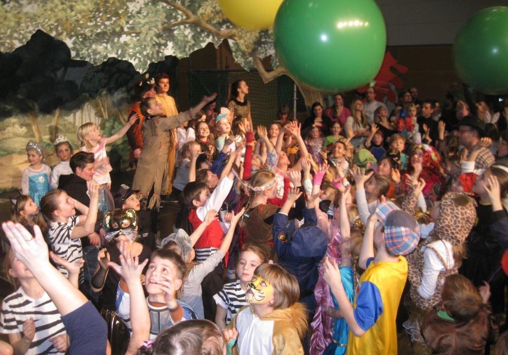 Beim Kinderfasching kann man auch dieses Jahr so einiges erleben. Foto: MTV Wolfenbüttel
