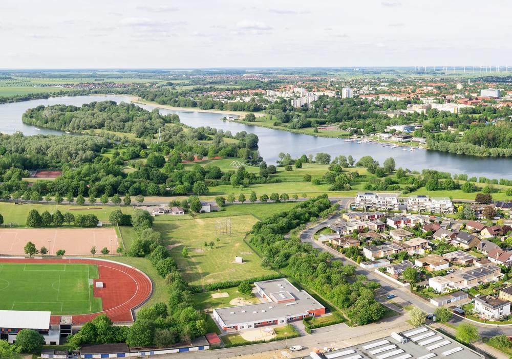 Salzgitter Panorama. Foto: Stadt Salzgitter / Andre Kugellis