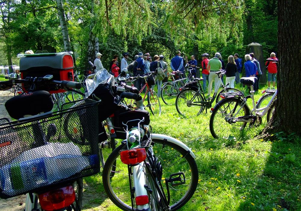 Radtour durch das Braunschweiger Land. Foto: ADFC WF