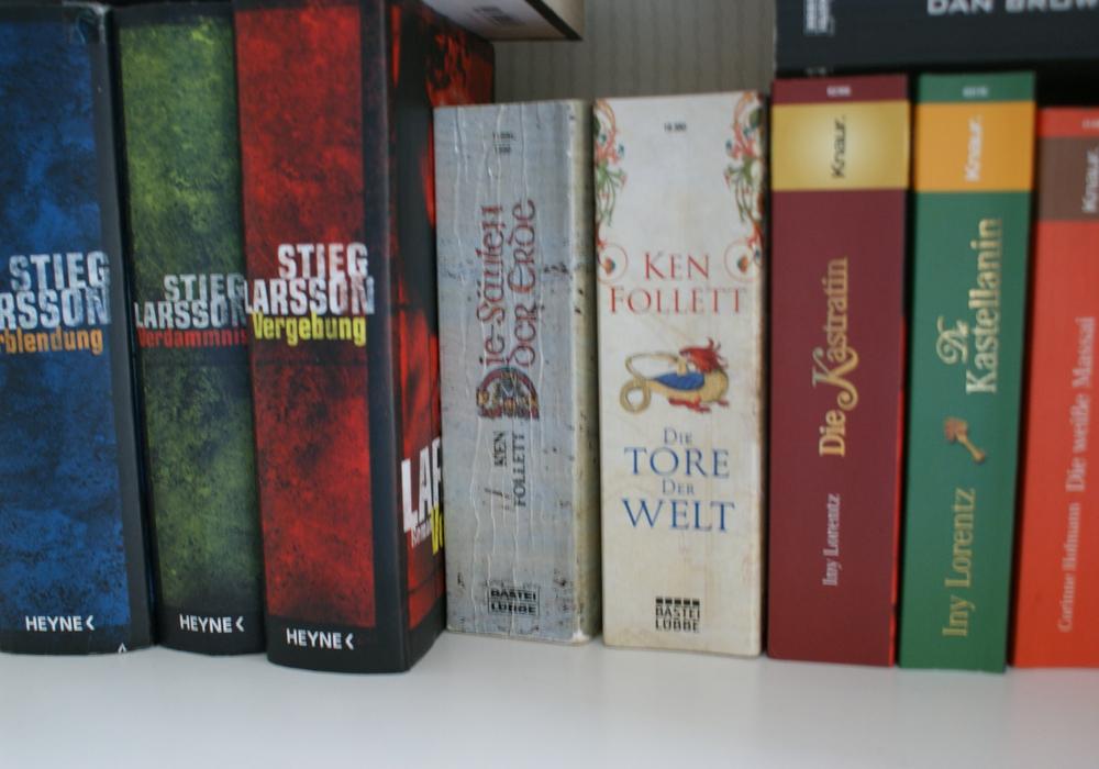 Am 29. Oktober gibt es wieder eine Büchertauschbörse in Ohrum. Symbolfoto: Anke Donner
