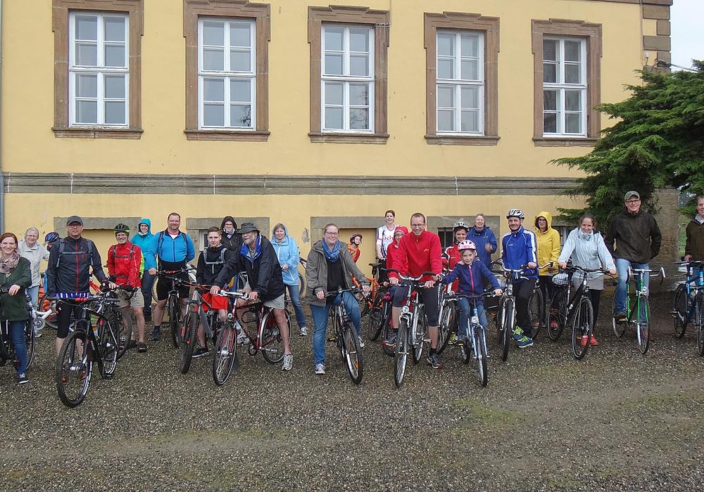 nsgesamt wurden so 780 Kilometer für die Stadt Wolfenbüttel gesammelt. Foto: privat