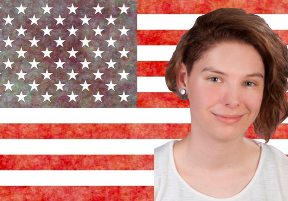 Elf Monate wird die 17-jährige Leonie in den USA verbringen. Sie nimmt an dem Parlamentarischen Patenschafts Programm (PPP) des Deutschen Bundestags teil. Foto: Privat/Pixabay