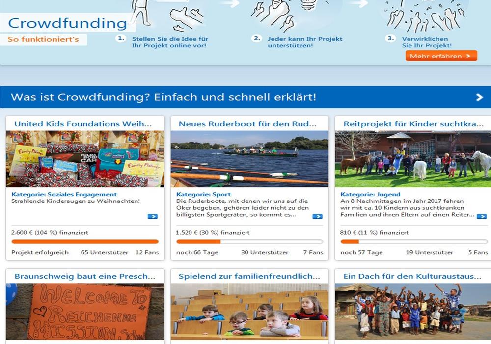 Nach 34 Tagen gibt es ein Fazit der Crowdfunding-Plattform. Foto: EngagementZentrum gGmbH