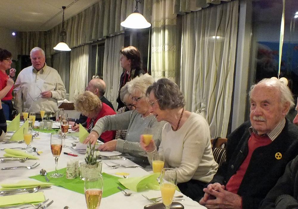 Beinz Bottke gestaltete den ersten Neujahrsempfang des ADAC Ortsclubs Helmstedt. Foto: ADAC