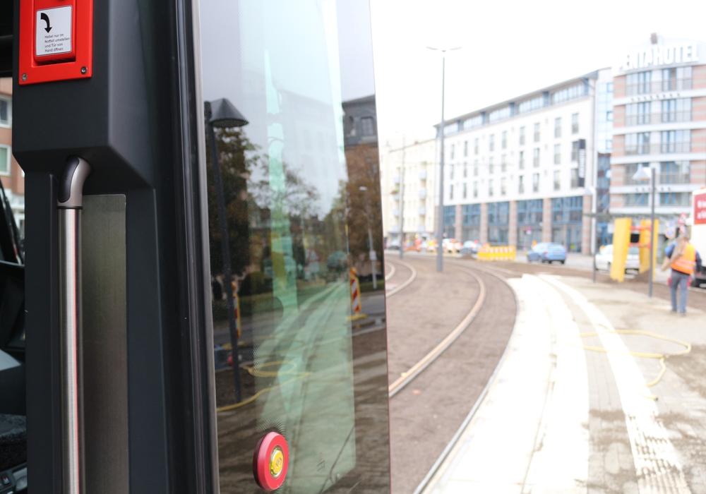 Wo fährt in Zukunft die Stadtbahn? Es sollen bis zu 200 Millionen investiert werden. Foto: Braumann