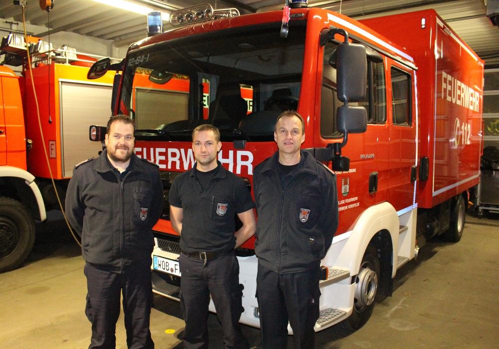 Bei der Feuerwehr Vorsfelde. Symbolfoto: Bernd Dukiewitz
