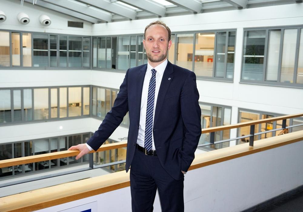 Jens Hofschröer, Geschäftsführer der WMG. Foto: WMG