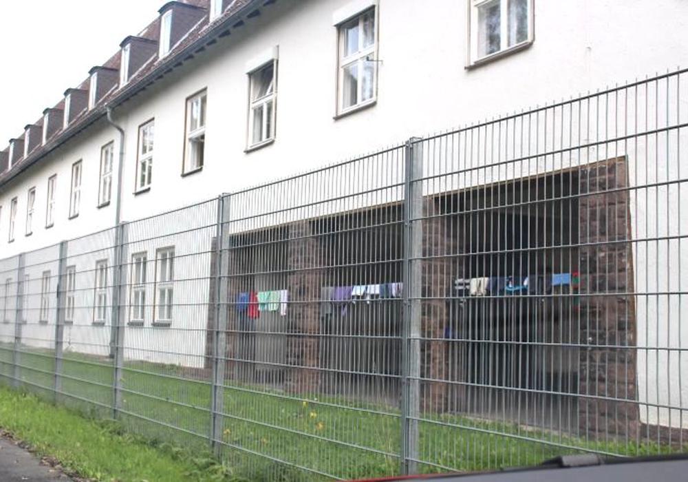 Die Landesaufnahmebehörde in Braunschweig. Foto: Braumann