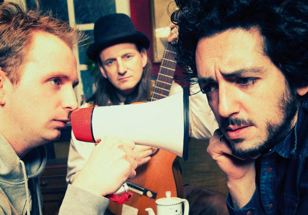 """Am 9.Dezember gibt es wieder Bühnenliteratur und Musik mit """"Kopf & Kragen"""". Foto: Rasmus Bell"""